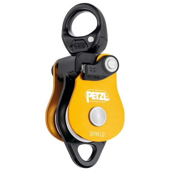 Petzl Spin L2 - Yellow
