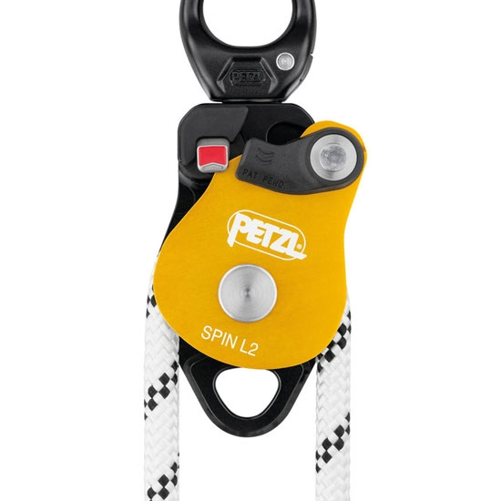 Petzl Spin L2 - Photo of detail