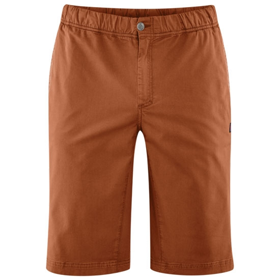 Red Chili Me Dojo Shorts - Salmon