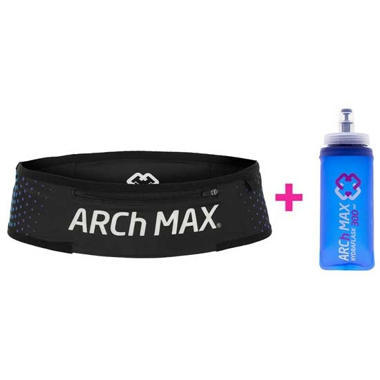 Arch Max Belt PRO Trail + Hydraflask 300 ml - Blue
