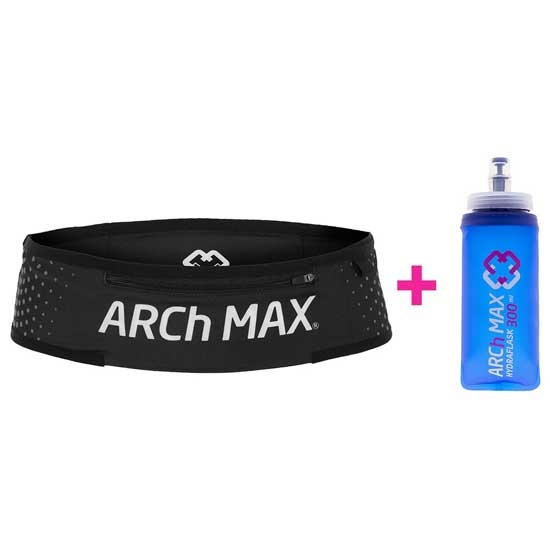 Arch Max Belt PRO Trail + Hydraflask 300 ml - Black