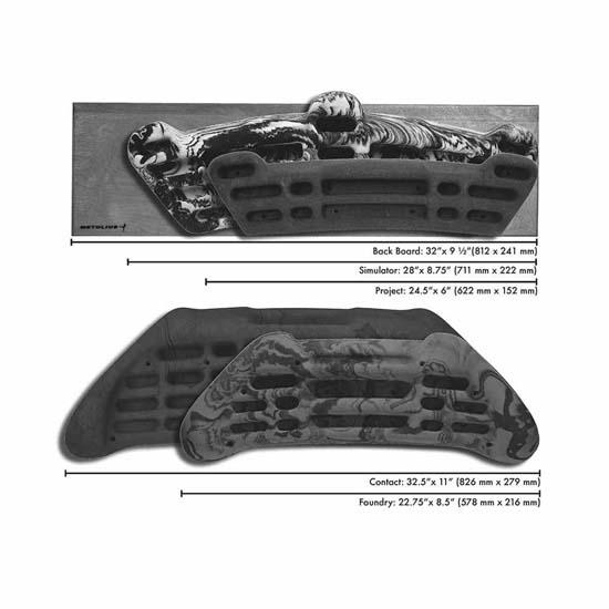 Metolius Foundry - Photo of detail