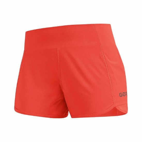 Gore R5 Light Shorts W - Fireball