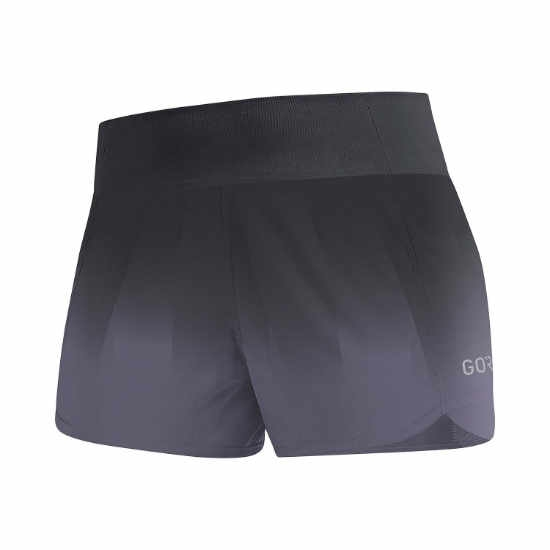 Gore R5 Light Shorts W - Graystone/Black