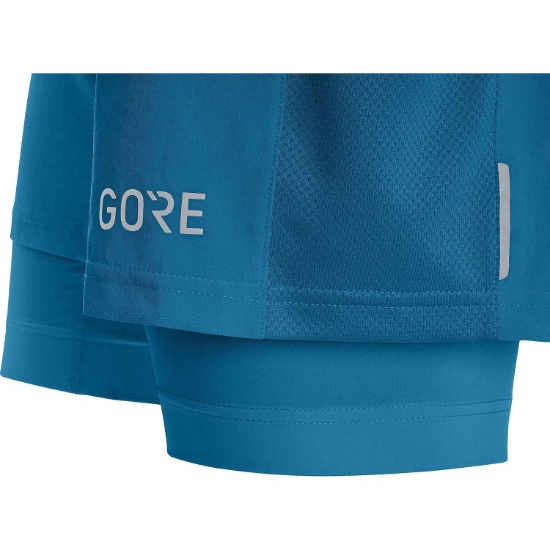 Gore R5 2IN1 Shorts - Photo of detail