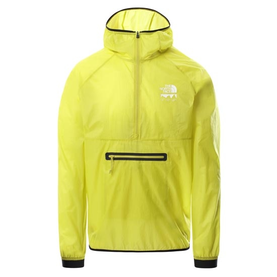 The North Face Glacier Windshirt - Citronelle Green