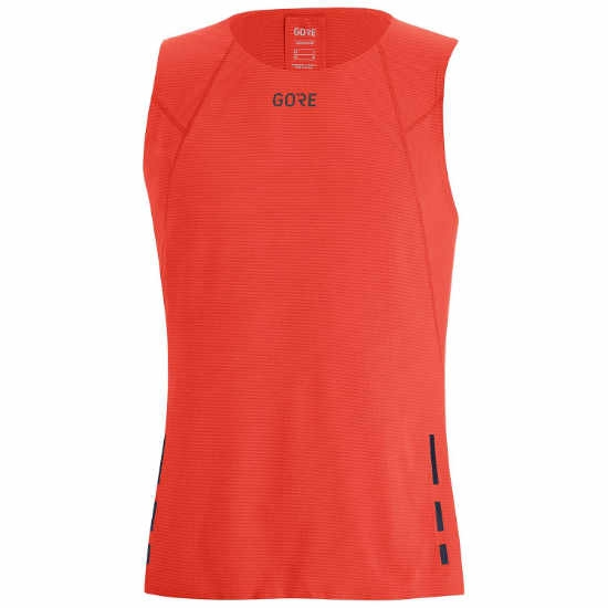 Gore Wear Contest Singlet - Fireball