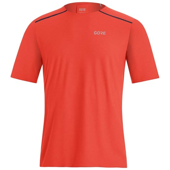 Gore Contest Shirt - Fireball/Orange