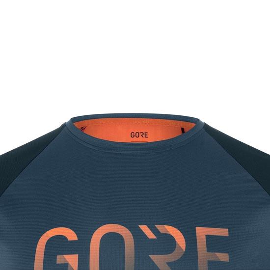 Gore Devotion Shirt - Photo of detail