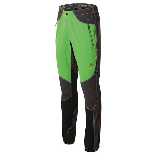 Karpos Rock Pant - Apple Green/Dark Grey
