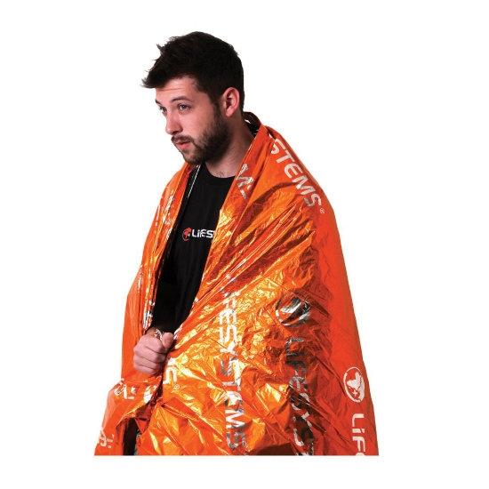 Lifesystems Thermal Blanket - Detail Foto