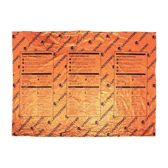 Lifesystems Heatshield Thermal Blanket Single - Detail Foto