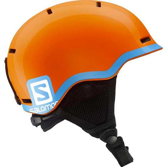 Salomon Grom Fluo - Orange/Blue