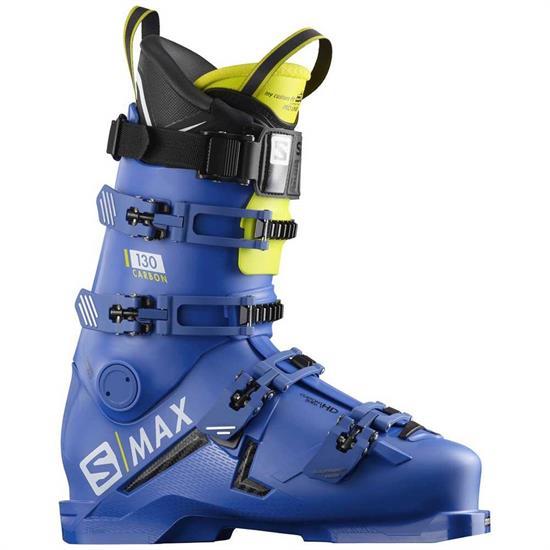 Salomon Boots S/max 130 Carbon Raceblue/aci -