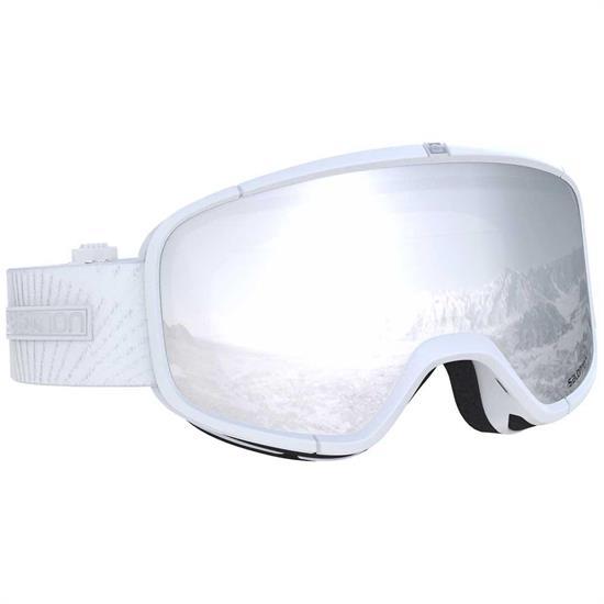 Salomon Goggles Four Seven White/univ.white -