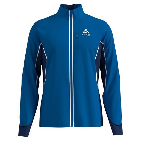 Odlo Zeroweight Pro Jacket - Directory Blue