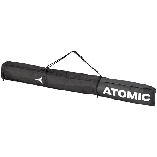 Atomic Nordic Ski Bag 3 Pairs - Black/Black