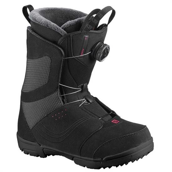 Salomon Pearl Boa - Black