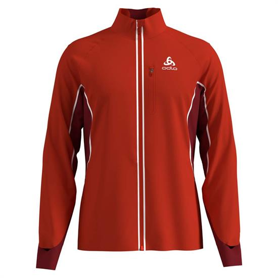 Odlo Zeroweight Pro Jacket - Poin/Red Dahlia