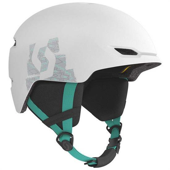 Scott Casco Keeper 2 Plus White/Mint Green - 4059
