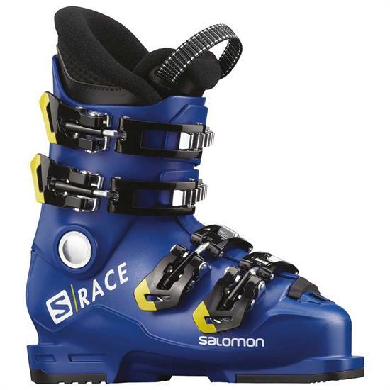 Salomon Alp. Boots S/Race 60T L Race B/Acid Gree -