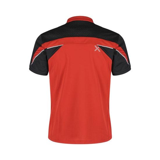 Montura Workframe High Zip 2 T-Shirt - Foto de detalle