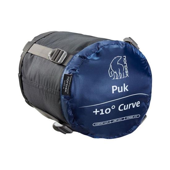 Nordisk Puk +10º Curve - Photo of detail