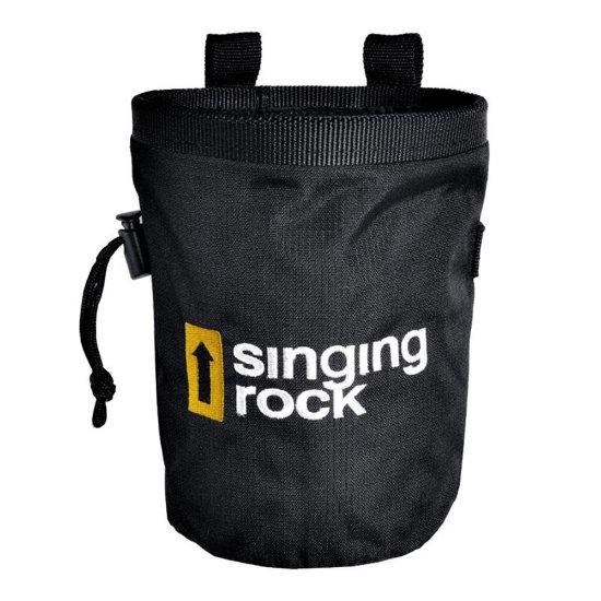 Singingrock Bolsa Magnesio Large Negro -
