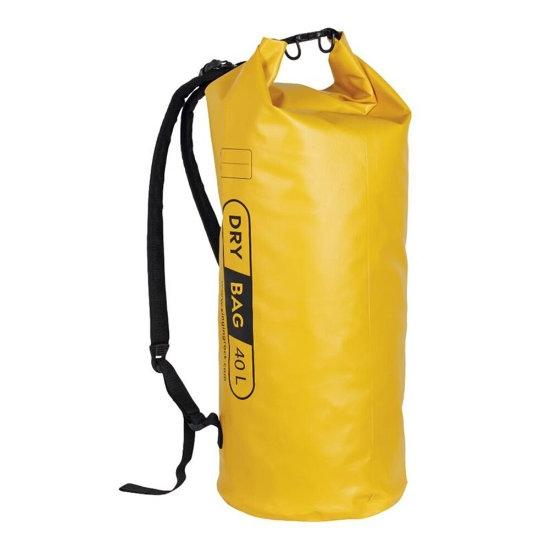 Singingrock Bolsa Material Dry Bag 40 L - Amarillo