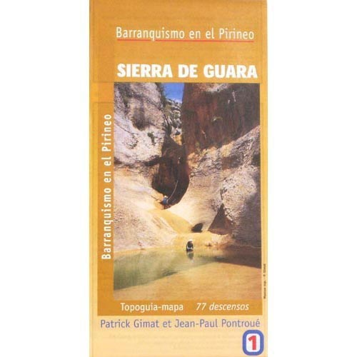 Ed. Patrick Gimat Cañones de Guara -