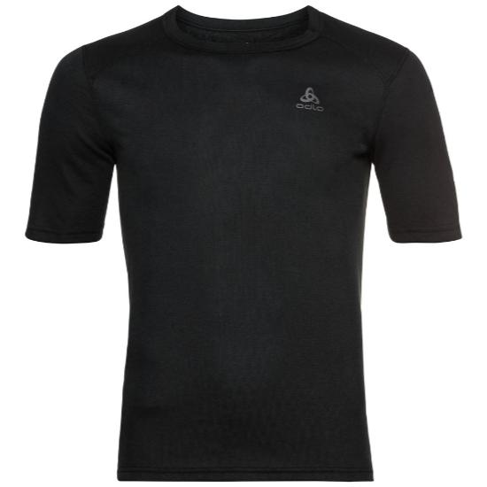 Odlo Active Warm Eco Baselayer T-Shirt - Black