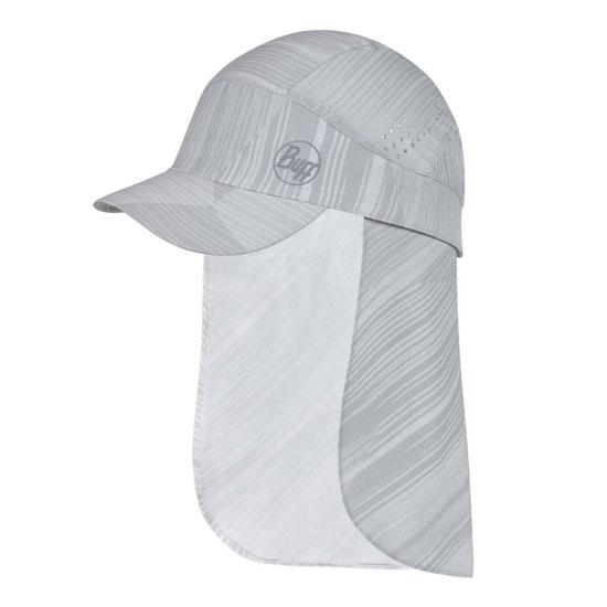 Buff Pack Sahara Cap - Grevers Light Grey