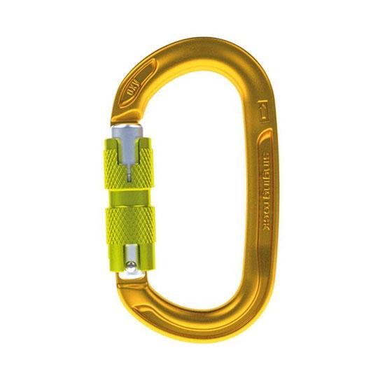 Singingrock Mosquetón OXY twist lock -