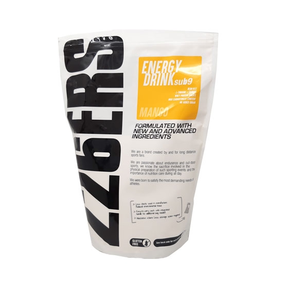 226ers Sub-9 Energy Drink Mango 1kg -