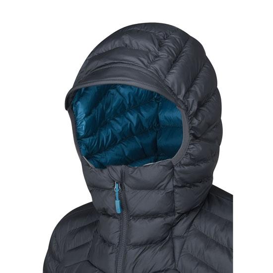 Rab Cirrus Alpine Jacket W - Photo of detail