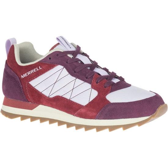 Merrell Alpine Sneaker W - Brick/Burgundy