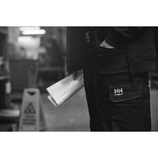 Helly Hansen Workwear Manchester Work Pant - Foto de detalle