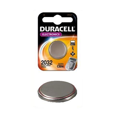 Duracell Botón 3V Litio -DL2032 -