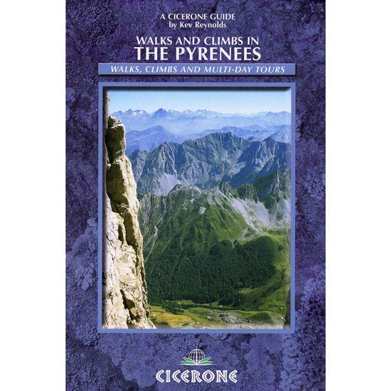 Ed. Cicerone Press Walks and climbs in the pyrenees -