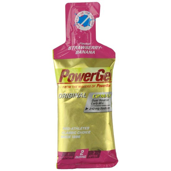 Powerbar Powergel Sodio Strawberry (1 Unit) -