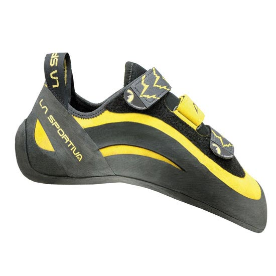 La Sportiva Miura VS XS Edge - Yellow / Black