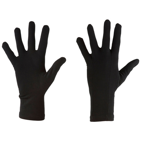 Icebreaker Glove Liner - Black