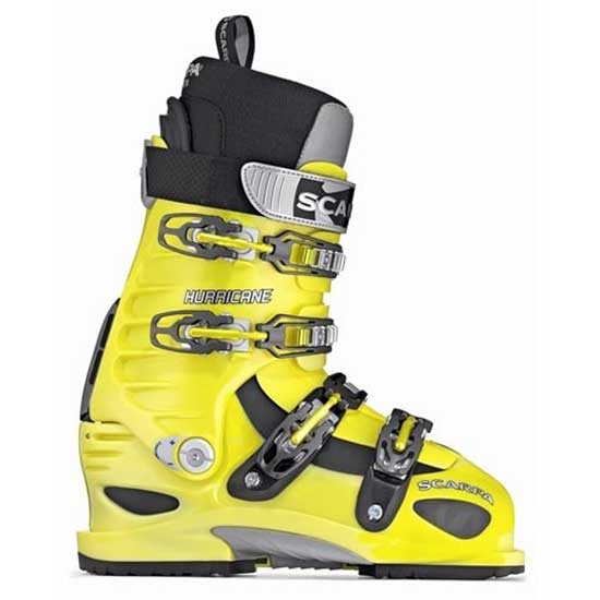 Scarpa Hurricane Pebax - Yellow