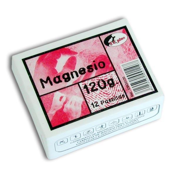 8c+ Magnesie - Bloc 120gr -