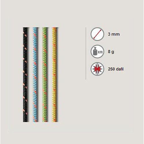 Roca Auxiliary Rope 3 mm (by metres) -