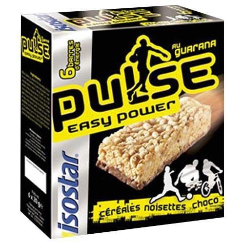 Isostar Pulse Noisette (1 unité) -