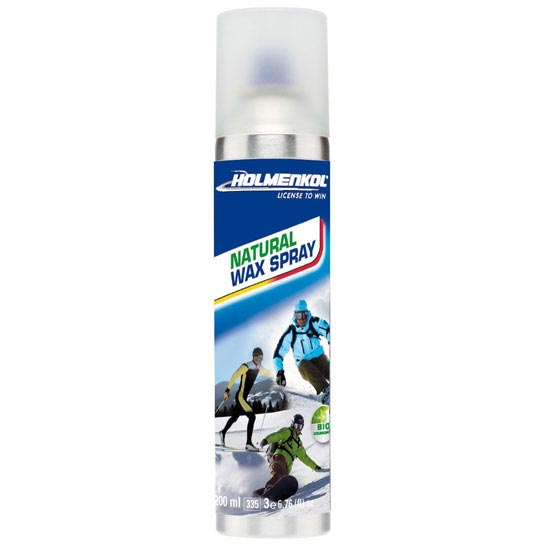 Holmenkol Skiwax Spray 200 ml -
