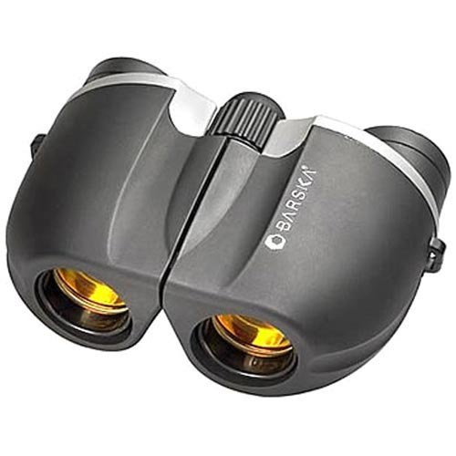 Barska Optics Binocular Blueline 10 x 21 Compacto -