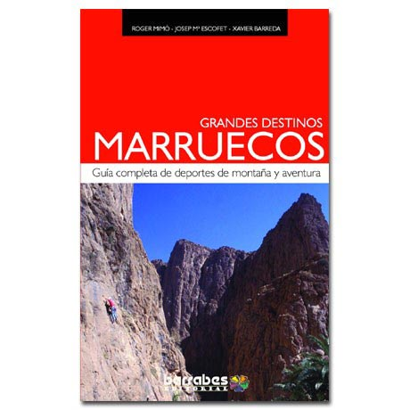 Barrabés Editorial Marruecos -