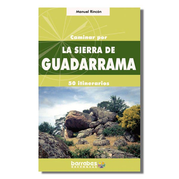Barrabés Editorial Caminar por la Sierra de Guadarrama -
